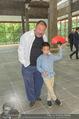 Ai Weiwei Opening - 21er Haus - Di 12.07.2016 - AI Weiwei mit Sohn AI Lao37