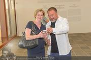 Ai Weiwei Opening - 21er Haus - Di 12.07.2016 - AI Weiwei, Beate MEINL-REISINGER43