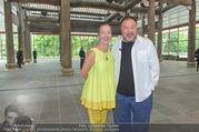 Ai Weiwei Opening - 21er Haus - Di 12.07.2016 - AI Weiwei, Agnes HUSSLEIN53