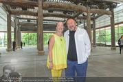 Ai Weiwei Opening - 21er Haus - Di 12.07.2016 - AI Weiwei, Agnes HUSSLEIN54
