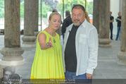 Ai Weiwei Opening - 21er Haus - Di 12.07.2016 - AI Weiwei, Agnes HUSSLEIN61