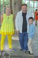 Ai Weiwei Opening - 21er Haus - Di 12.07.2016 - AI Weiwei mit Sohn AI Lao, Agnes HUSSLEIN66