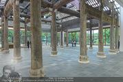 Ai Weiwei Opening - 21er Haus - Di 12.07.2016 - Kunstwerk9