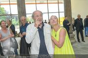 Ai Weiwei Opening - 21er Haus - Di 12.07.2016 - Agnes HUSSLEIN, Robert DORNHELM91