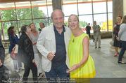 Ai Weiwei Opening - 21er Haus - Di 12.07.2016 - Agnes HUSSLEIN, Robert DORNHELM93