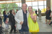 Ai Weiwei Opening - 21er Haus - Di 12.07.2016 - Agnes HUSSLEIN, Robert DORNHELM94