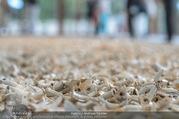 Ai Weiwei Vernissage - 21er Haus - Mi 13.07.2016 - 10