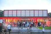Ai Weiwei Vernissage - 21er Haus - Mi 13.07.2016 - 103