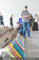 Ai Weiwei Vernissage - 21er Haus - Mi 13.07.2016 - 16