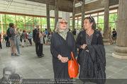 Ai Weiwei Vernissage - 21er Haus - Mi 13.07.2016 - 3