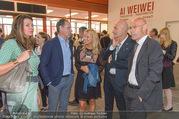Ai Weiwei Vernissage - 21er Haus - Mi 13.07.2016 - 33