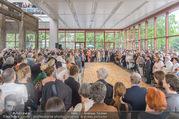 Ai Weiwei Vernissage - 21er Haus - Mi 13.07.2016 - 37