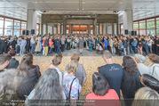 Ai Weiwei Vernissage - 21er Haus - Mi 13.07.2016 - 38