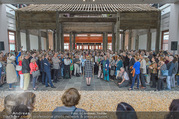 Ai Weiwei Vernissage - 21er Haus - Mi 13.07.2016 - 39