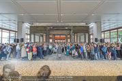 Ai Weiwei Vernissage - 21er Haus - Mi 13.07.2016 - 40