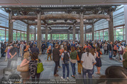 Ai Weiwei Vernissage - 21er Haus - Mi 13.07.2016 - 44