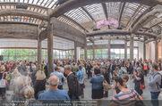 Ai Weiwei Vernissage - 21er Haus - Mi 13.07.2016 - 63