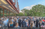 Ai Weiwei Vernissage - 21er Haus - Mi 13.07.2016 - 80
