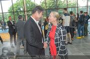 Ai Weiwei Vernissage - 21er Haus - Mi 13.07.2016 - 82
