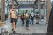 Ai Weiwei Vernissage - 21er Haus - Mi 13.07.2016 - 87
