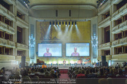 Fashion for Europe - Staatsoper - Do 14.07.2016 - B�hne, Show, Publikum, Zuschauerraum169