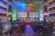 Fashion for Europe - Staatsoper - Do 14.07.2016 - B�hne, Show, Publikum, Zuschauerraum172