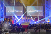 Fashion for Europe - Staatsoper - Do 14.07.2016 - B�hne, Show, Publikum, Zuschauerraum, Schlussbild182