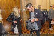 Fashion for Europe - Staatsoper - Do 14.07.2016 - Andy MORAVEC mit Freundin Tanja218