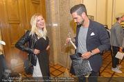 Fashion for Europe - Staatsoper - Do 14.07.2016 - Andy MORAVEC mit Freundin Tanja219