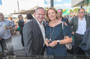 Eröffnung - Merkur Rosenhügel - Mi 20.07.2016 - Karl und Christine MAHRER10