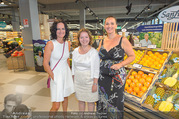 Eröffnung - Merkur Rosenhügel - Mi 20.07.2016 - Eva GLAWISCHNIGG, Kerstin NEUMAYER, B KARLICH4