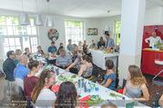 Spar Veganz Präsentation - Kochstelle - Di 26.07.2016 - 22