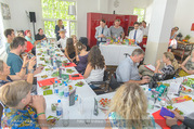 Spar Veganz Präsentation - Kochstelle - Di 26.07.2016 - 24