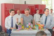 Spar Veganz Präsentation - Kochstelle - Di 26.07.2016 - Jan BREDACK, Gerhard DREXEL, Markus KASER28