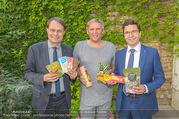 Spar Veganz Präsentation - Kochstelle - Di 26.07.2016 - Jan BREDACK, Gerhard DREXEL, Markus KASER3