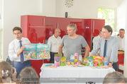 Spar Veganz Präsentation - Kochstelle - Di 26.07.2016 - Jan BREDACK, Gerhard DREXEL, Markus KASER32