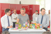 Spar Veganz Präsentation - Kochstelle - Di 26.07.2016 - Jan BREDACK, Gerhard DREXEL, Markus KASER33