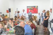 Spar Veganz Präsentation - Kochstelle - Di 26.07.2016 - 35