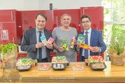 Spar Veganz Präsentation - Kochstelle - Di 26.07.2016 - Jan BREDACK, Gerhard DREXEL, Markus KASER4