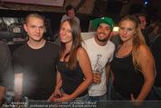 Birthday Club - Melkerkeller - Fr 05.08.2016 - 15