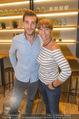 Opening - Le Burger Restaurant - Di 09.08.2016 - Claudia KRISTOVIC-BINDER mit Sohn Tobias10