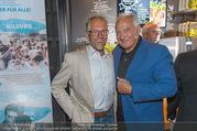 Opening - Le Burger Restaurant - Di 09.08.2016 - Gerhard ZADROBILEK, Rudi SEMRAD24