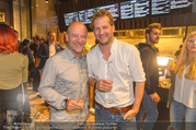 Opening - Le Burger Restaurant - Di 09.08.2016 - Andy LEE-LANG, Andreas FERNER27
