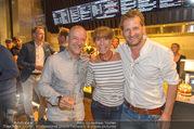 Opening - Le Burger Restaurant - Di 09.08.2016 - Andy LEE-LANG, Claudia KRISTOVIC-BINDER, Andreas FERNER28