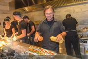 Opening - Le Burger Restaurant - Di 09.08.2016 - Heinz HANNER30