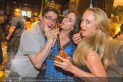 Opening - Le Burger Restaurant - Di 09.08.2016 - Katia WAGNER, Sina SCHMID, Roman ROZNOVSKY40