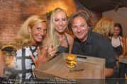 Opening - Le Burger Restaurant - Di 09.08.2016 - Heinz HANNER, Verena PFL�GER, Nadine FRIEDRICH50