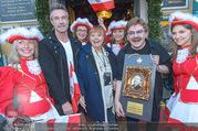Elfriede Ott Ehrung - Marchfelderhof - Do 11.08.2016 - Elfriede OTT, Goran DAVID, Gerhard BOCEK13