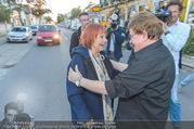 Elfriede Ott Ehrung - Marchfelderhof - Do 11.08.2016 - Elfriede OTT, Gerhard BOCEK6