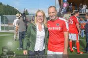 Samsung Charity Cup - Sportplatz Alpbach - Di 30.08.2016 - Alejandro PLATER, Margarete SCHRAMB�CK118